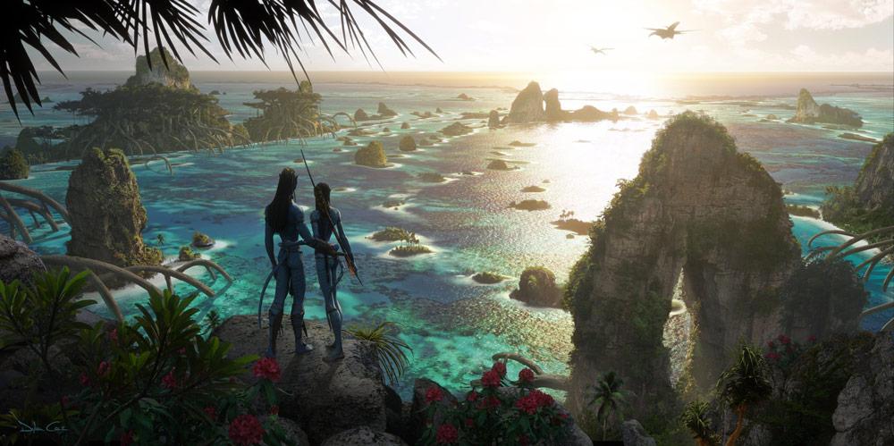 Ny Avatar 2 - premiär 20202