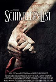 Filmen Schindlers list från 1993
