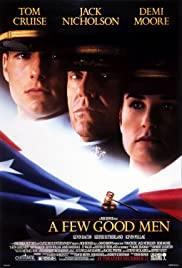 Filmen A Few Good Men med Tom Cruise