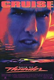 Filmen Days of Thunder med Tom Cruise