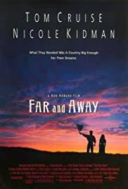 Far and Away - film med Tom Cruise och Nicole Kidman