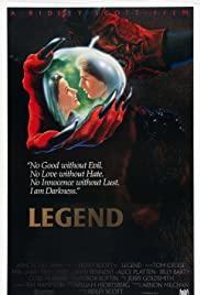 Legend - film med Tom Cruise från 1985