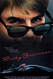 Risky Business - film med Tom Cruise år 1983