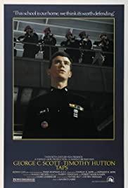 Filmen Taps med Tom Cruise
