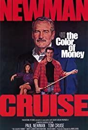 Filmen The Color of Money med Cruise och Newman