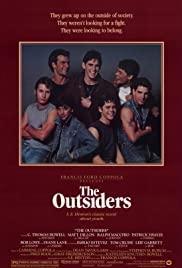 The Outsiders - film från 1983 med Tom Cruise