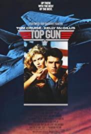 Top Gun med Tom Cruise