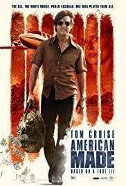 American Made med Tom Cruise