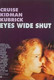 Filmen Eyes Wide Shut med Cruise och Kidman, av Kubrick