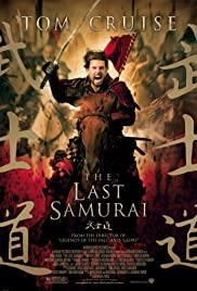 Den siste samurajen med Tom Cruise