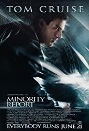 Filmen Minority Report med Tom Cruise
