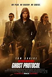 Mission impossible 3 - ghost protocol