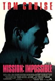 Mission Impossible - den första filmen