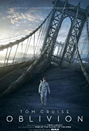 Oblivion - film med Tom Cruise