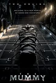 Filmen The Mummy med Tom Cruise