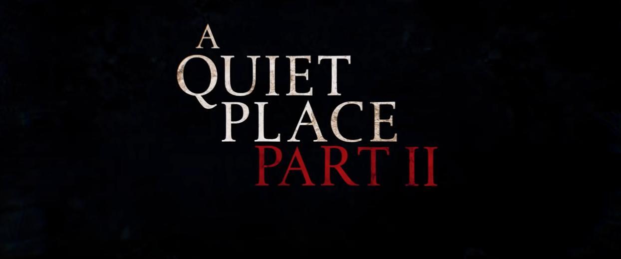 Hyra filmen A Quiet Place 2