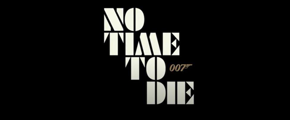 Nya James Bond-filmen 2021 - No Time To Die